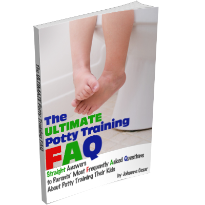 The Ultimate Potty Training FAQ